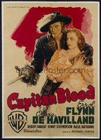 CAPTAIN BLOOD ('35) Italian