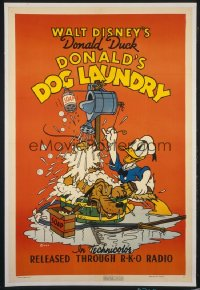 DONALD'S DOG LAUNDRY 1sheet