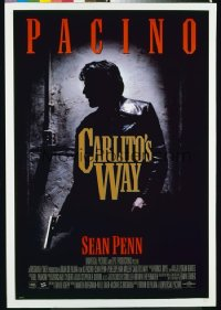 CARLITO'S WAY 1sheet