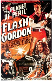FLASH GORDON ('36) CH1 1sheet