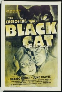 CASE OF THE BLACK CAT 1sheet