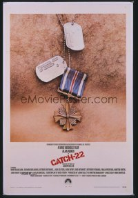 CATCH 22 1sheet