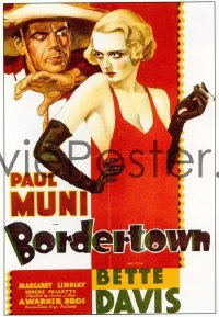 BORDERTOWN 1sheet