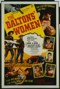 DALTONS' WOMEN 1sheet