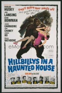 HILLBILLYS IN A HAUNTED HOUSE 1sheet