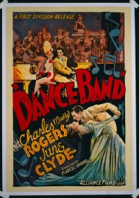 DANCE BAND 1sheet