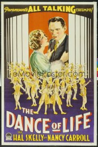 DANCE OF LIFE ('29) 1sheet