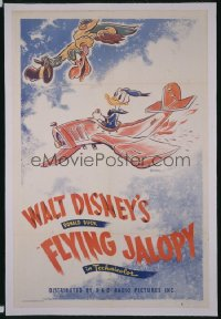 FLYING JALOPY 1sheet