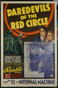 DAREDEVILS OF THE RED CIRCLE CH10 1sheet