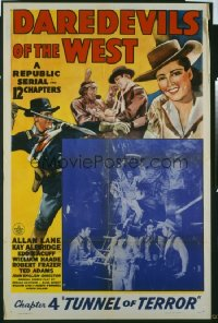 089 DAREDEVILS OF THE WEST CH4 1sheet