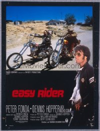 EASY RIDER French R80s Peter Fonda, motorcycle biker classic directed by Dennis Hopper