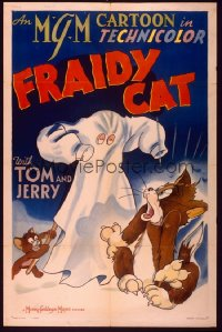 FRAIDY CAT 1sheet