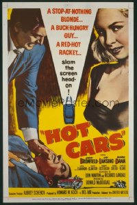 HOT CARS 1sheet