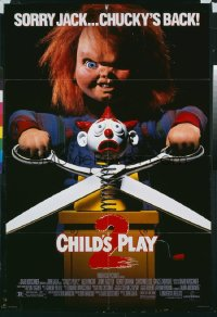CHILD'S PLAY 2 1sheet