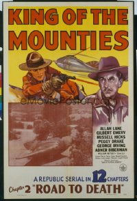 083 KING OF THE MOUNTIES CH2 1sheet