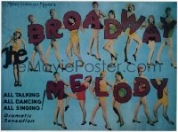 BROADWAY MELODY special promotional
