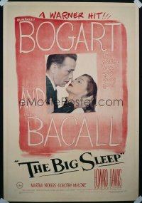 BIG SLEEP ('46) 1sheet