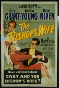 BISHOP'S WIFE 1sheet
