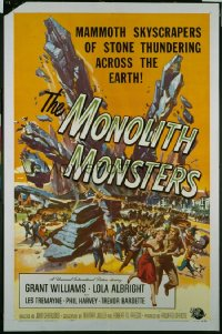 MONOLITH MONSTERS 1sheet
