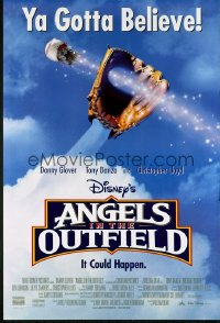 086 ANGELS IN THE OUTFIELD ('94) 1sheet 1994