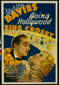 GOING HOLLYWOOD 1sheet