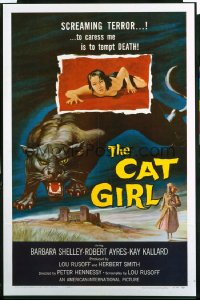 CAT GIRL 1sheet