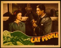 CAT PEOPLE ('42) LC