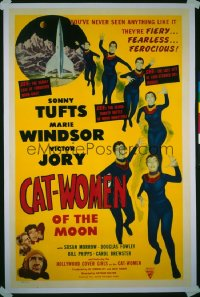 CAT-WOMEN OF THE MOON 1sheet