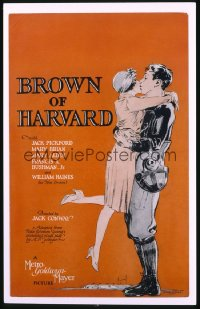176 BROWN OF HARVARD WC 1926