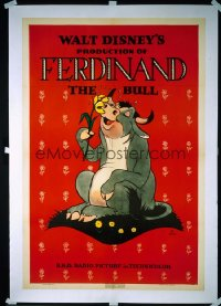 FERDINAND THE BULL 1sheet