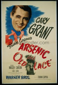 ARSENIC & OLD LACE 1sheet