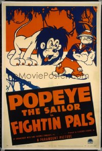 FIGHTIN' PALS 1sheet