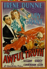AWFUL TRUTH ('37) 1sheet