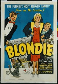 BLONDIE 1sheet