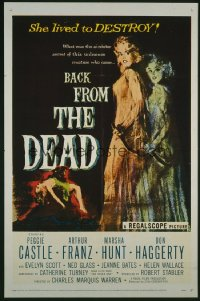 BACK FROM THE DEAD 1sheet