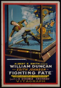 FIGHTING FATE ('21) CH5 1sheet