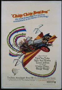 CHITTY CHITTY BANG BANG 1sheet
