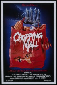 CHOPPING MALL video video 1sh