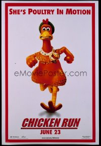 CHICKEN RUN 1sheet