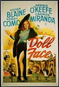 DOLL FACE 1sheet