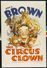 CIRCUS CLOWN 1sheet