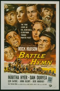 BATTLE HYMN 1sheet