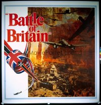 BATTLE OF BRITAIN ('69) six-sheet