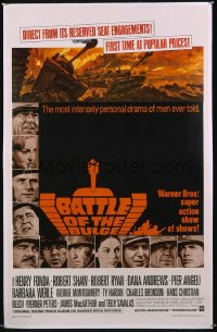 BATTLE OF THE BULGE 1sheet