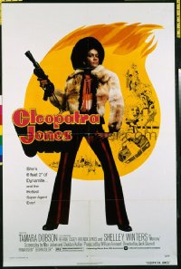CLEOPATRA JONES 1sheet