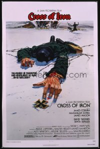 CROSS OF IRON 1sheet