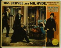 DR. JEKYLL & MR. HYDE ('31) LC