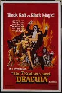 7 BROTHERS MEET DRACULA 1sheet