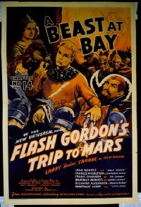 FLASH GORDON'S TRIP TO MARS CH14 1sheet