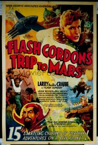 FLASH GORDON'S TRIP TO MARS 1sheet